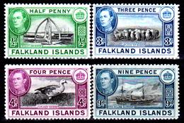 Falkland-0027 - Emissione 1937-41 (+) LH - Senza Difetti Occulti. - Falkland