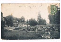 GISSEY Sur OUCHE  21  Le Pont Sur L' Ouche 1921 - Other Municipalities