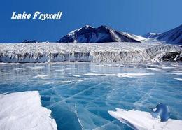 Antarctica Lake Fryxell New Postcard Antarktis AK - Sonstige