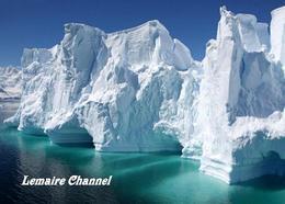 Antarctica Lemaire Channel New Postcard Antarktis AK - Sonstige