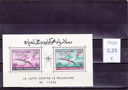Afganistán  -  Hoja Con Serie Completa Nueva**     - 6/3805 - Afganistán