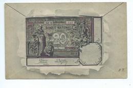 REPRESENTATION BILLET DE BANQUE NATIONALE DE BELGIQUE 20 FRANCS - Coins (pictures)