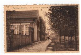 Weert  (aan Schelde) - Het Klooster En Omgeving - Bornem
