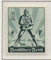 PIA - GERMANIA - 1940  : 1° Maggio -  (Yv 669) - Germania