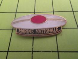 115e Pins Pin's / Rare & TB état / THEME : BATEAUX / BERET DE MARIN DE LA MARINE NATIONALE - Bateaux