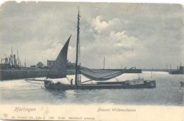 Harlingen, Nieuwe Willemshaven - Harlingen