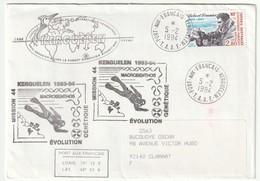 "LETTRE - TAAF - Kerguelen Le 05/02/1994 ""Mission 44"" - Tierras Australes Y Antárticas Francesas (TAAF)"