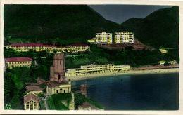 China, HONG KONG, Repulse Bay (1950s) Tinted RPPC - Cina (Hong Kong)