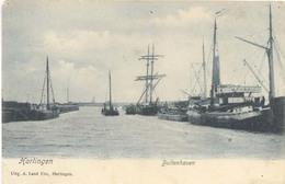 Harlingen, Buitenhaven - Harlingen