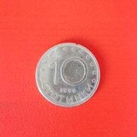 10 Stotinki Münze Aus Bulgarien Von 1999 (sehr Schön) - Bulgarien