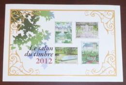 France - 2012 - Bloc Feuillet BF N°Yv. 132 - Salon Du Timbre - Neuf Luxe ** / MNH / Postfrisch - Blocs & Feuillets