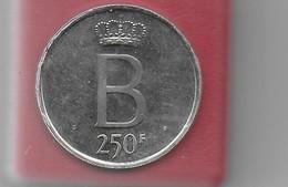 250 Francs Argent 1976 FR Avec étoile Et Coffret Rouge - 10. 250 Francs