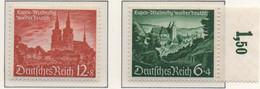 PIA - GER - 1940 : Riannessione Di Eupen E Malmedy Alla Germania -   (Yv 673-74) - Germania