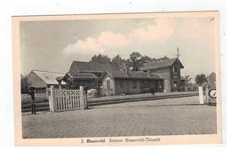2. Blaasveld   Station Blaasveld-Thisselt - Willebroek