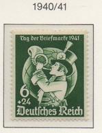 PIA - GERMANIA - 1941  : Giornata Del Francobollo -  (Yv 686) - Giornata Del Francobollo