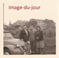 Photo Ancienne VOITURE CITROEN 2 CV - Automobiles