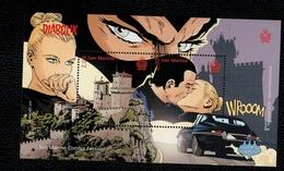 San Marino 2019 San Marino Comics Festival  2v In Fgl Complete Set   ** MNH - Nuovi