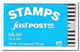 Nieuw Zeeland 1993, Postfris MNH, Birds ( Booklet, Carnet ) - Boekjes