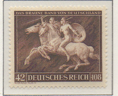 PIA - GERMANIA - 1941  : 5° Nastro Bruno -  (Yv 704) - Germania