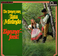 * LP *  ZIGEUNERFEEST ! - DE ZONEN VAN TATA MIRANDO - Wereldmuziek