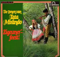 * LP *  ZIGEUNERFEEST ! - DE ZONEN VAN TATA MIRANDO - World Music