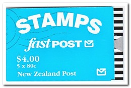 Nieuw Zeeland 1992, Postfris MNH, Birds, Penguin ( Booklet, Carnet ) - Boekjes