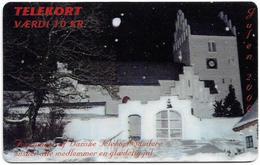 Denmark - DTS Medlemskort Issue - Christmas 2000 Private Remote Mem, Exp.30.06.2002, 10Kr, 350ex - Denmark