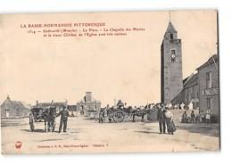 CPA 50 Gatteville La Place La Chapelle Des Marins - Frankreich