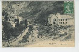 LES ALPES  - Ruines De CHAUDUN Et Maison Forestière - Autres Communes