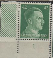 PIA - GERMANIA - 1944  : Effigie Di Hitler -  (Yv 811) - Germania