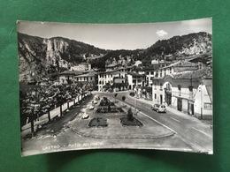 Cartolina Castro - Piazza Del Porto - 1959 - Bergamo