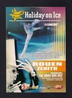 CPM.   Cart'Com.  Holiday On Ice à Rouen En Avril 2001. - Danse