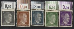 PIA - GER - 1941-43 : Effigie Di Hitler -   (Yv 705-26) - Germania