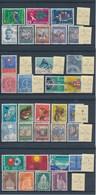 HELVETIA - Diverse Emissies Tussen Mi Nr 833 & 865 - Gest./obl. - Cote 11,60 € - (ref. 19) - Switzerland