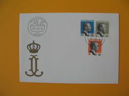 FDC Luxembourg   1995 -  Lot De  13   FDC  à Voir - FDC
