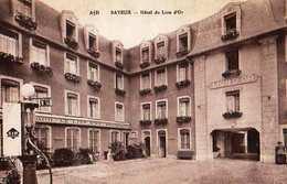 14- BAYEUX  HÔTEL DU LION D'OR - Bayeux