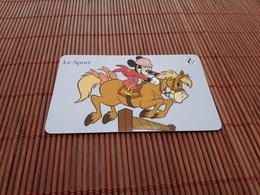 Disney Prepaidcard Sepa  Rare ! - Disney