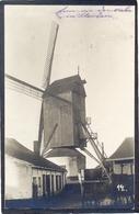 MENEN -  N° 12. Fotokaart Van De Zwarte Molen (Feldpost) - Menen
