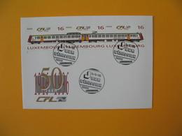 FDC Luxembourg   1996 -  Lot De  13   FDC  à Voir - FDC