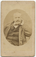 Victor Hugo, CDV Photographe Non Identifié - Famous People