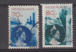 NVPH Nederland Netherlands Pays Bas Niederlande Holanda 236-237 Used ; Koningin, Queen, Reine, Reina Wilhelmina - Gebruikt