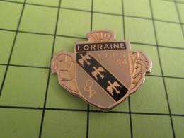 316c Pins Pin's / Rare & TB état / THEME : MEDICAL / BLASON ECUSSON ARMOIRIES LORRAINE CDPS CADUCEE - Médical