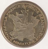 MONNAIE DE PARIS 78 ELANCOURT France Miniature - 2013 - Monnaie De Paris
