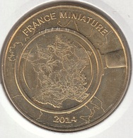 MONNAIE DE PARIS 78 ELANCOURT France Miniature - La Loupe - 2014 - Monnaie De Paris