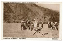 L'Armement De La Canonnière Paul Renkin - Au Bénéfice Asiles Des Soldats Invalides Belges - 2 Scans - War 1914-18