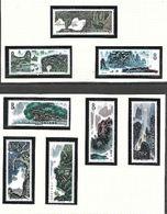1980 - N. 2358/65** (NUMERAZIONE YVERT & TELLIER) - 1949 - ... Repubblica Popolare