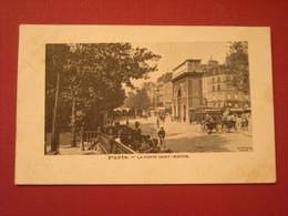 Paris - La Porte Saint Martin - Arrondissement: 10