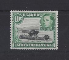 K.U.T...KING GEORGE VI.(1936-52)...10c....SG135......MH.. - Kenya, Uganda & Tanganyika