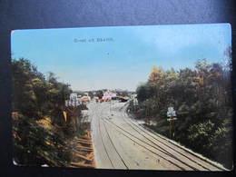 AK BAARN Bahnhof Ca.1920 // D*39024 - Baarn