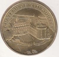 MONNAIE DE PARIS 78 RAMBOUILLET  Château De Rambouillet - 2014 - Monnaie De Paris